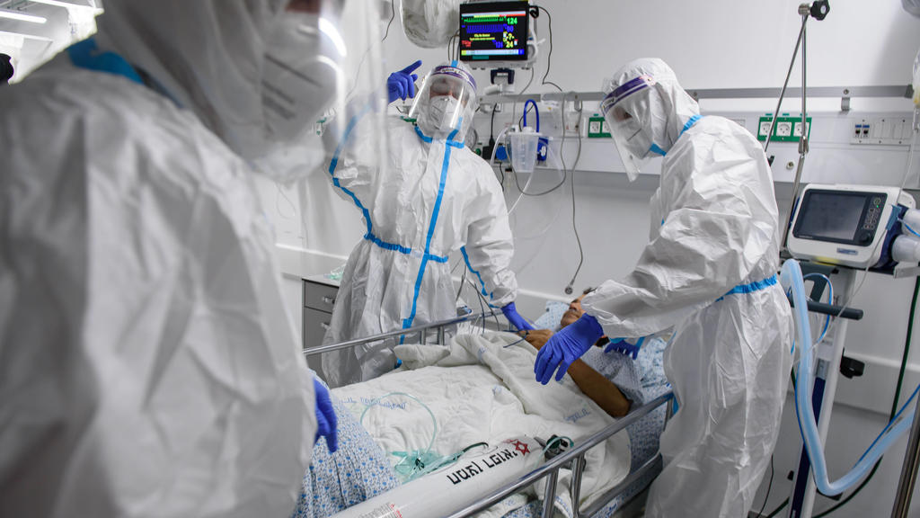 Viele Covid-19-Neuinfektionen