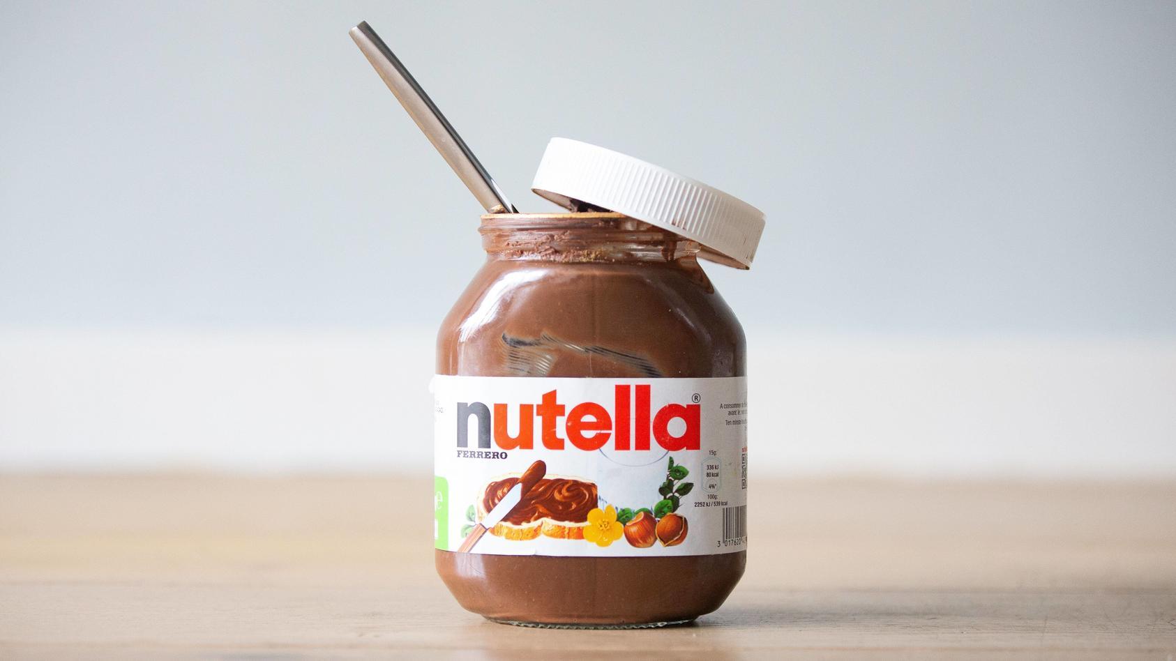 Wer Nutella mag, wird diese Hacks lieben!