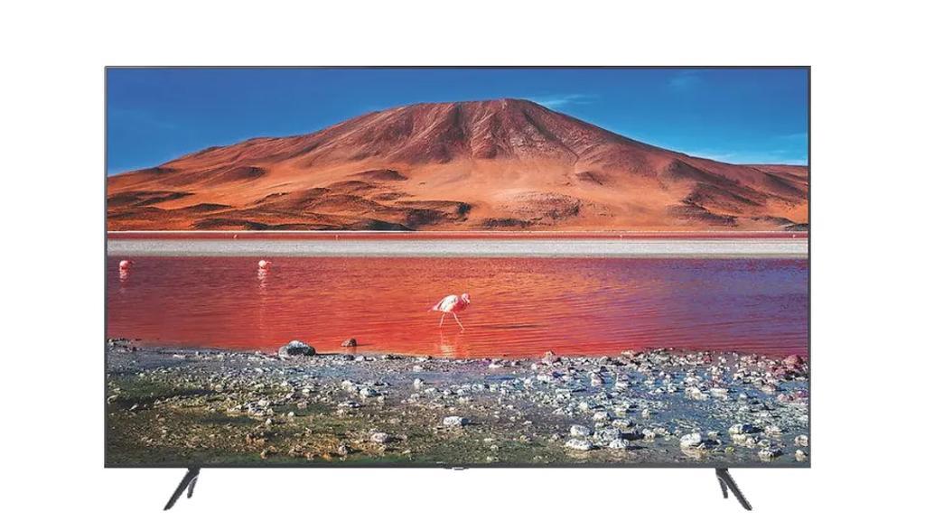 65-Zoll-UHD-TV von Samsung im Angebot