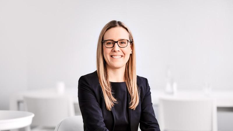 Frauke Hegemann, ehemalige Chefin von Comdirekt. Foto: Hendrik Lueders/Comdirect/dpa/Archivbild