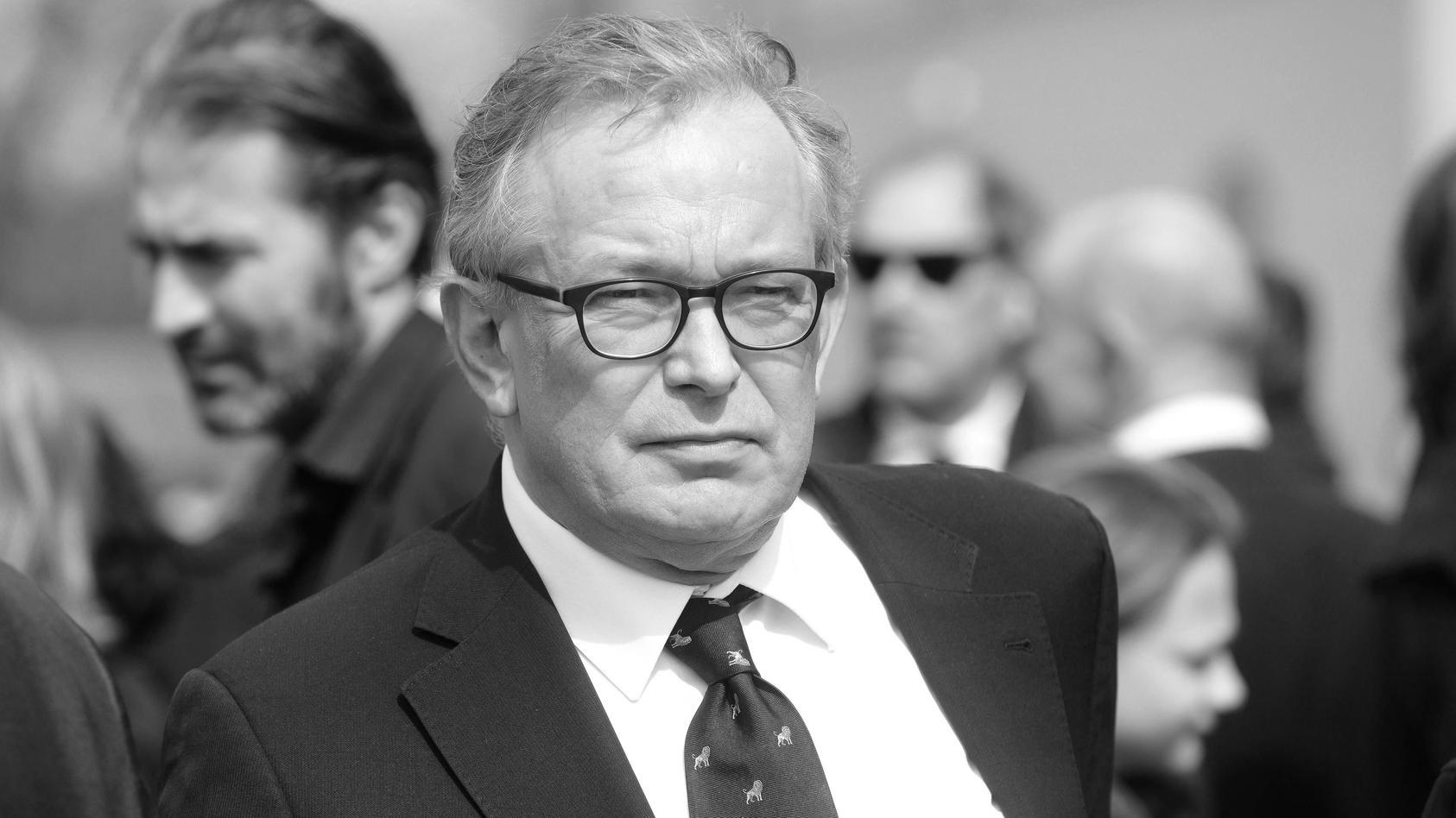 Gerhard Meir ist in der Nacht vom 10. auf den 11. September verstorben.