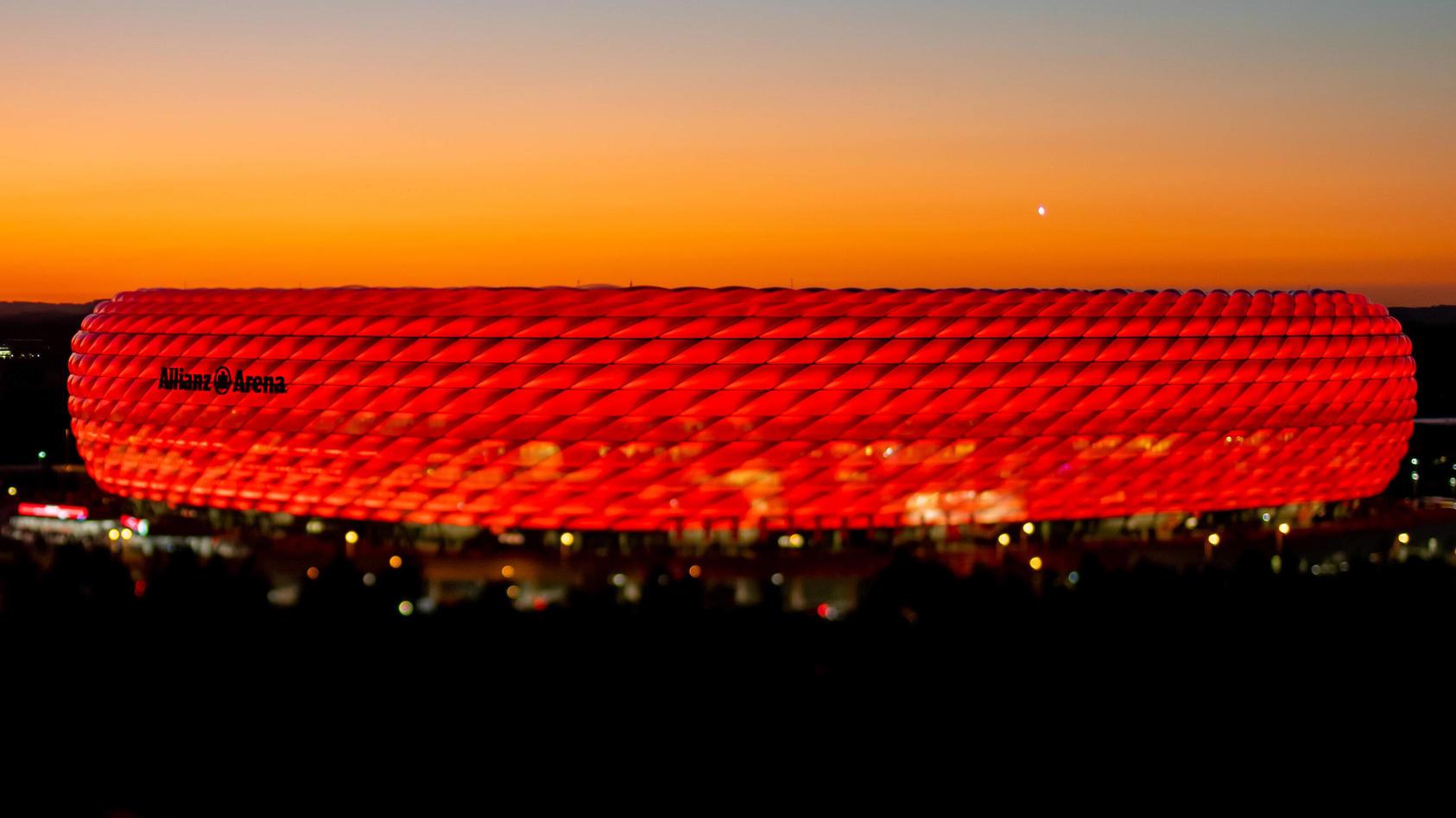 18. September 2019: Muenchen, Allianz Arena: Fussball UEFA Champions League, Vorrunde 1. Spieltag: FC Bayern Muenchen -