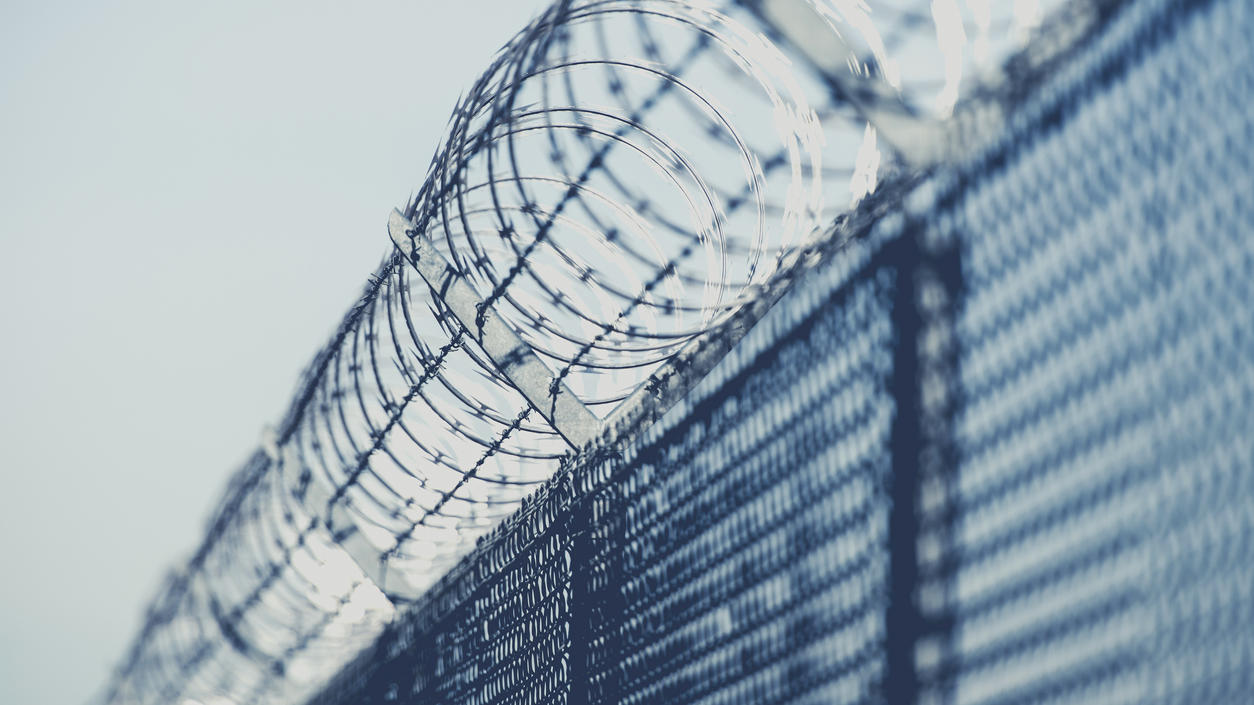 Im privat geführten Internierungslager Irwin County Detention Center im US-Bundesstaat Georgia sind Asylsuchende untergebracht, die von Zentral- und Südamerika illegal in die USA gekommen sind. (Symbolfoto)