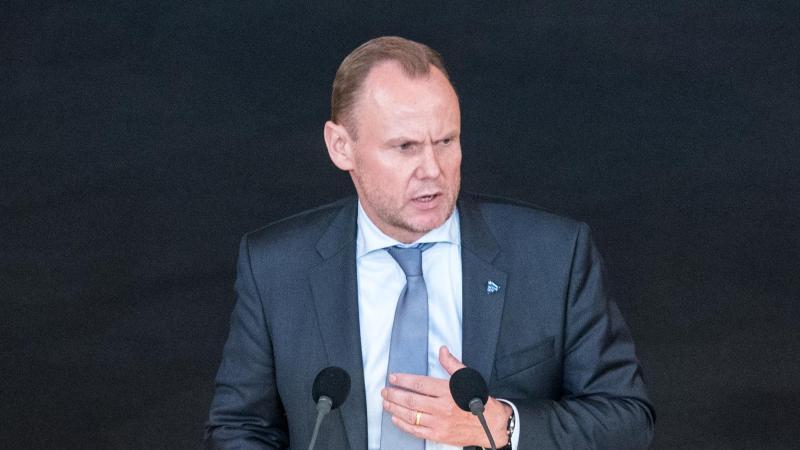 Andy Grote (SPD), Innensenator von Hamburg. Foto: Daniel Bockwoldt/dpa