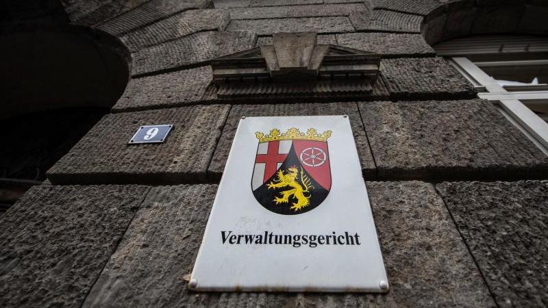 Das Verwaltungsgericht Mainz. Foto: Andreas Arnold/dpa/Archivbild
