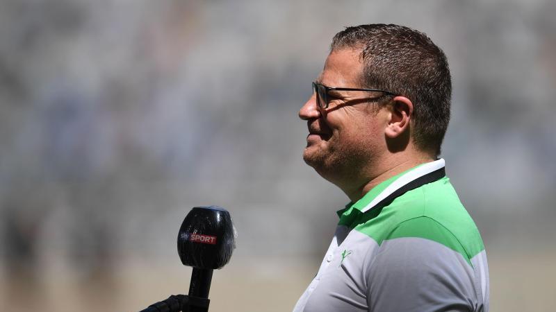 Sportdirektor Max Eberl von Mönchengladbach. Foto: Marius Becker/dpa/Archivbild