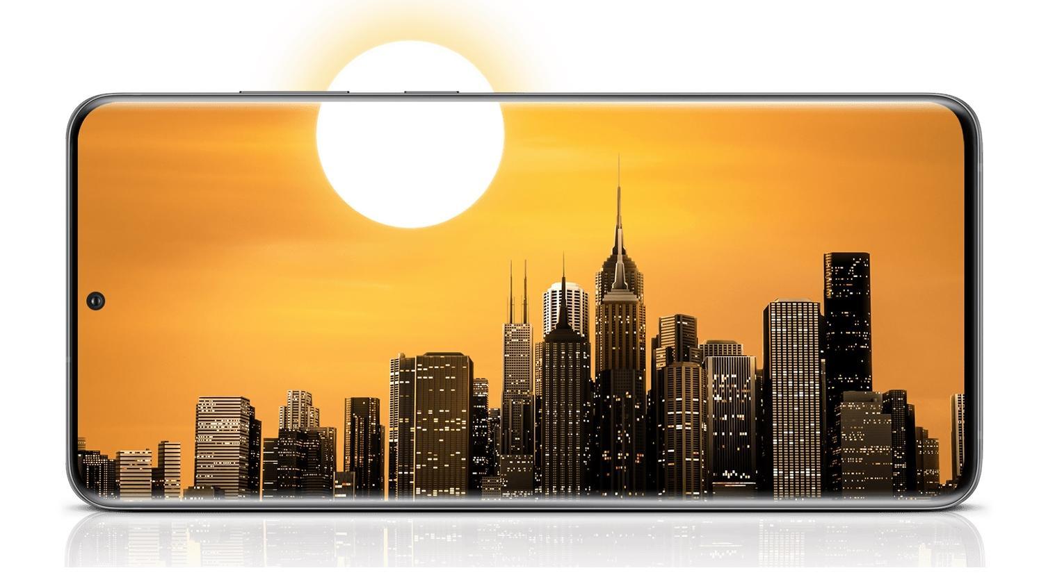 Das Samsung Galaxy S20 unterstützt schon den 5G-Standard.