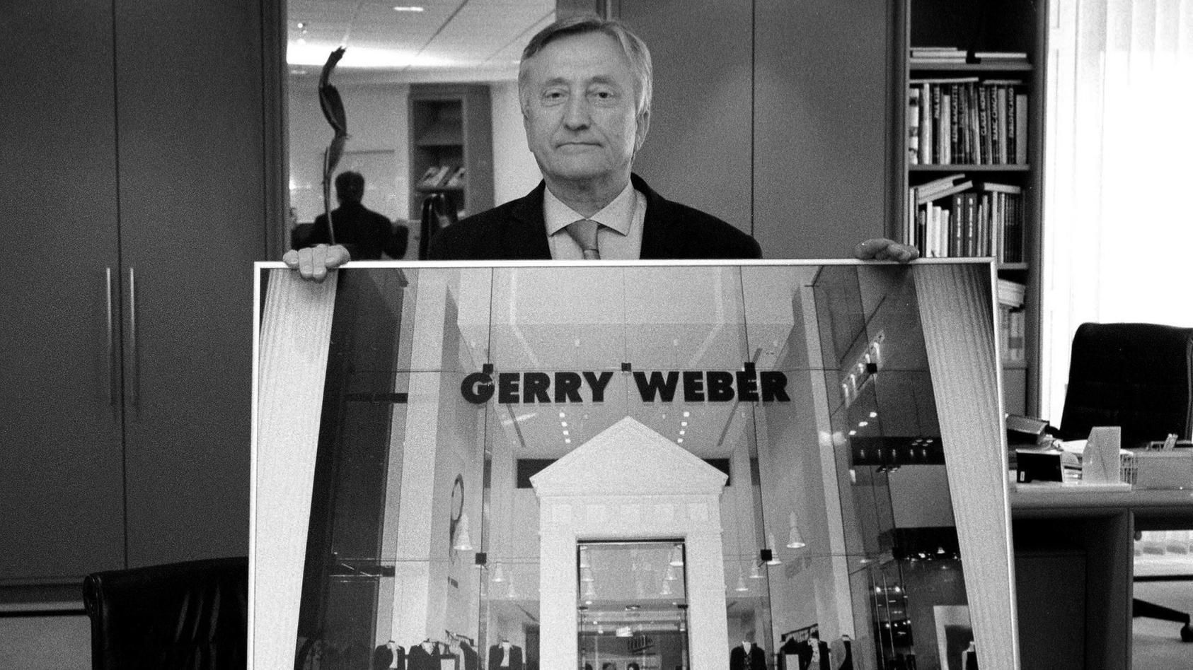 Gerry Weber stirbt mit 74 Jahren