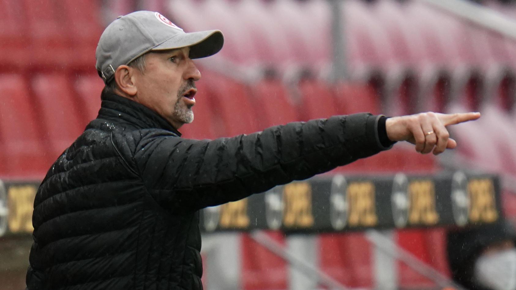 FSV Mainz 05 - Achim Beierlorzer