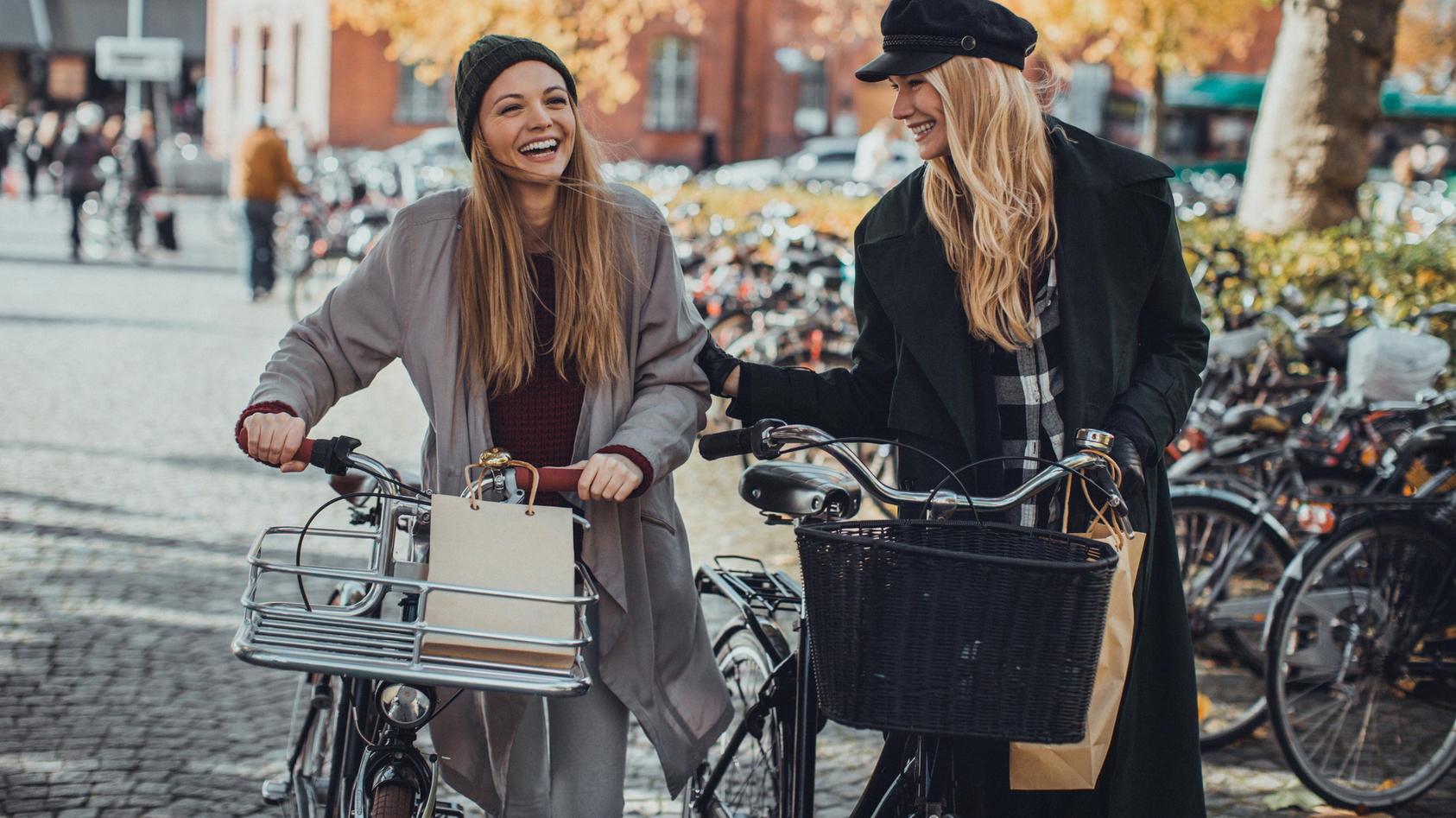 Scandi-Style: Darum erobern skandinavische Frauen aktuell die Modewelt.