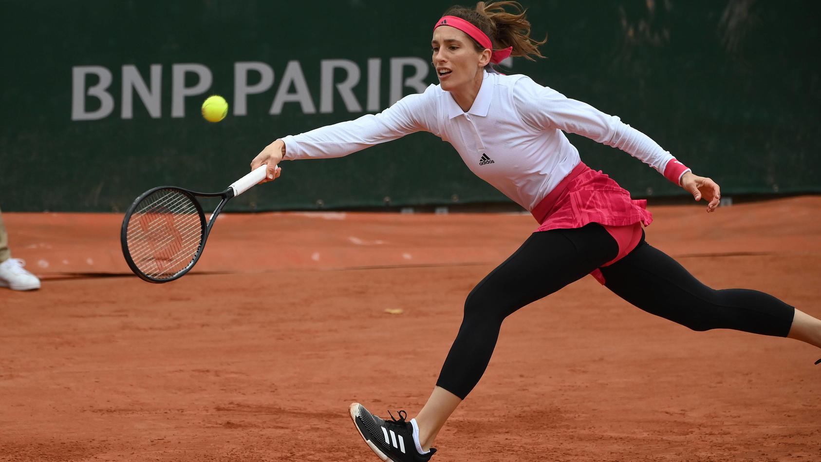 Andrea Petkovic verliert in Runde 1 der French Open