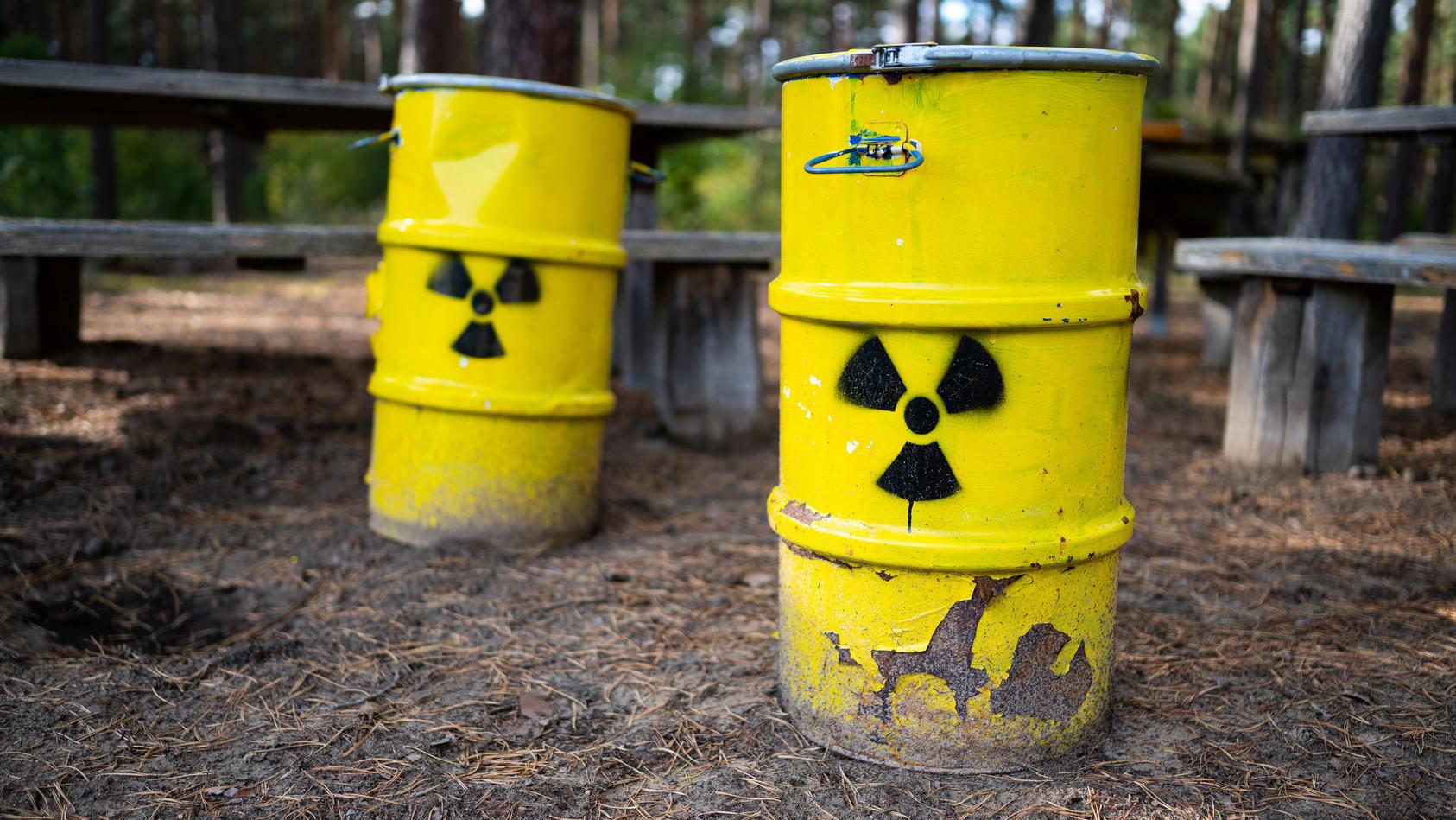 Debatte um Atommüll-Endlager