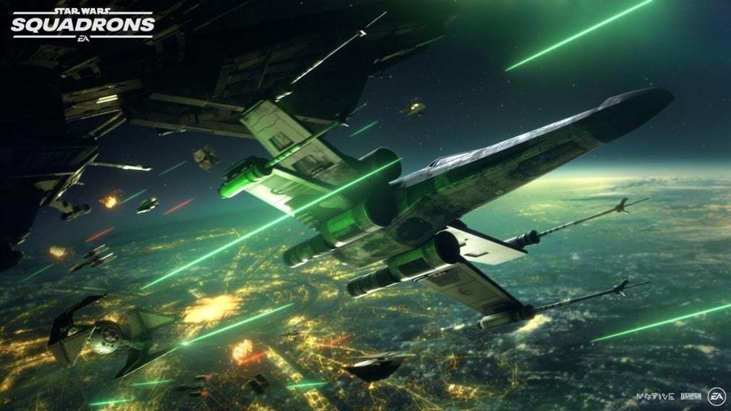 """Star Wars: Squadrons"""