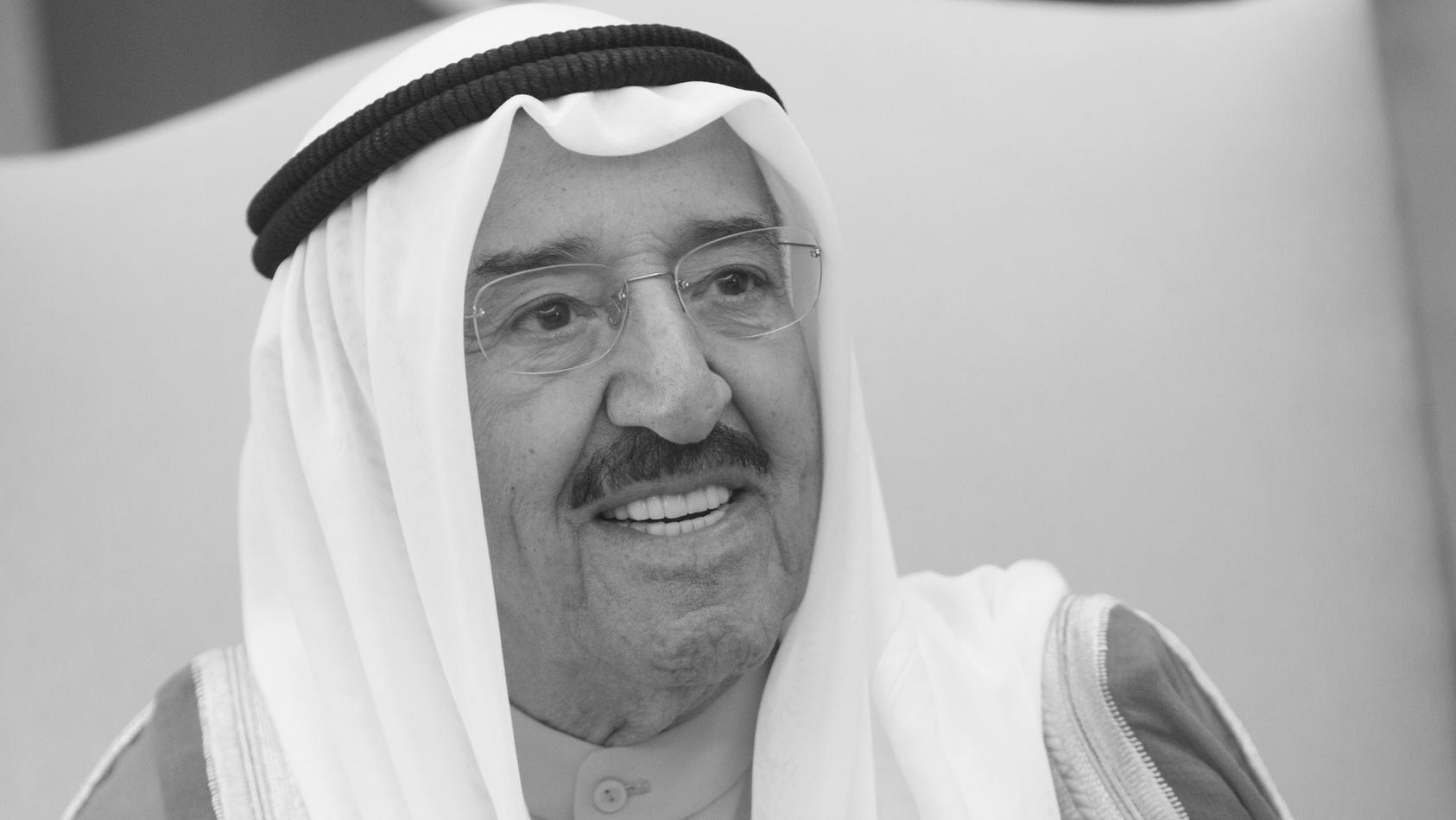 Der Emir von Kuwait, der den ölreichen Staat am Persischen Golf seit 2006 regierte, ist tot.