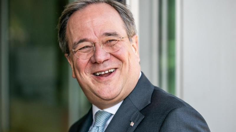 Armin Laschet, Ministerpräsident von Nordrhein-Westfalen. Foto: Michael Kappeler/dpa