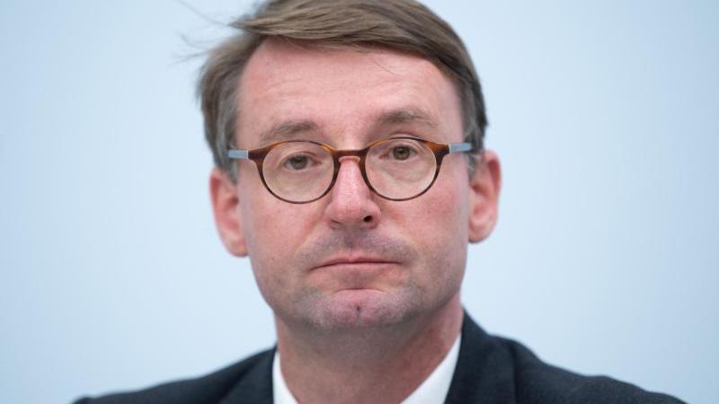 Roland Wöller (CDU), Innenminister von Sachsen. Foto: Sebastian Kahnert/dpa-Zentralbild/dpa/Archivbild