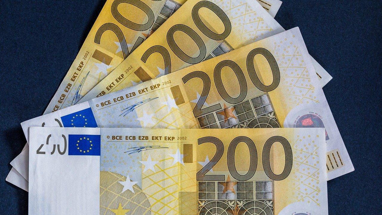200 Euro Scheine