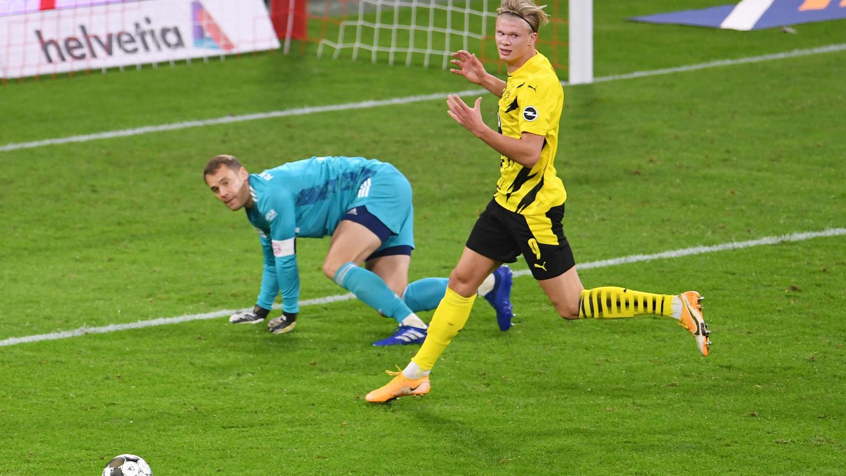 DFL-Supercup - Bayern Munich v Borussia Dortmund