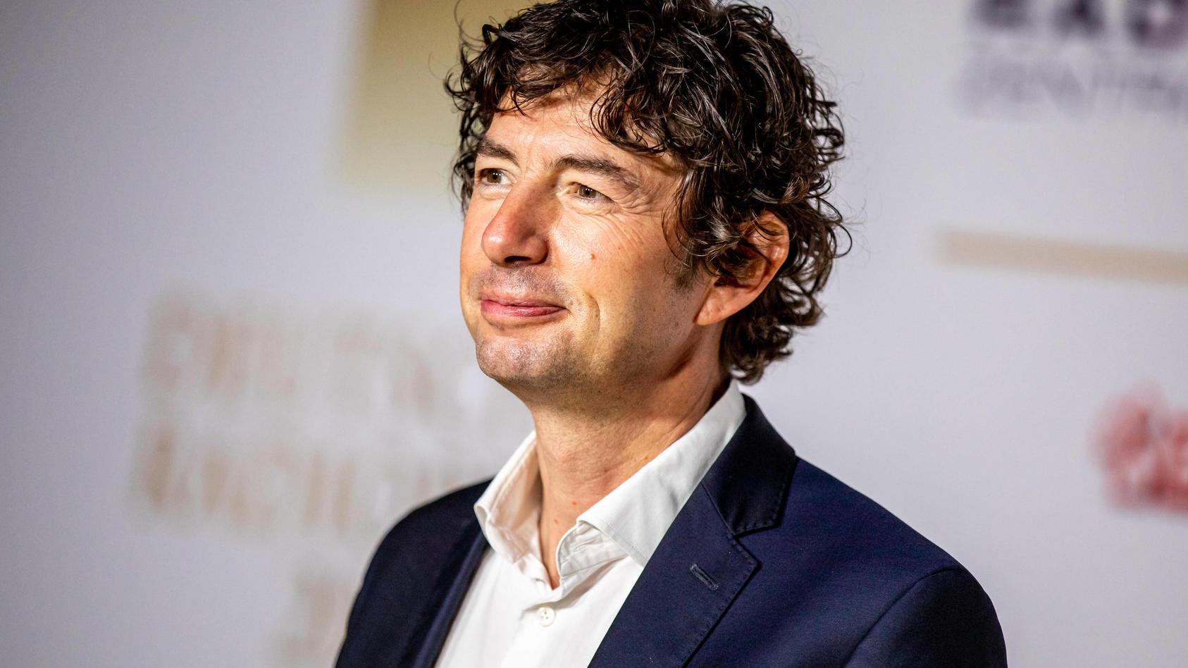 Hamburg, 10. September 2020 - Prof. Dr. Christian Drosten während des Deutschen Radiopreises 2020 im Hamburger Schuppen