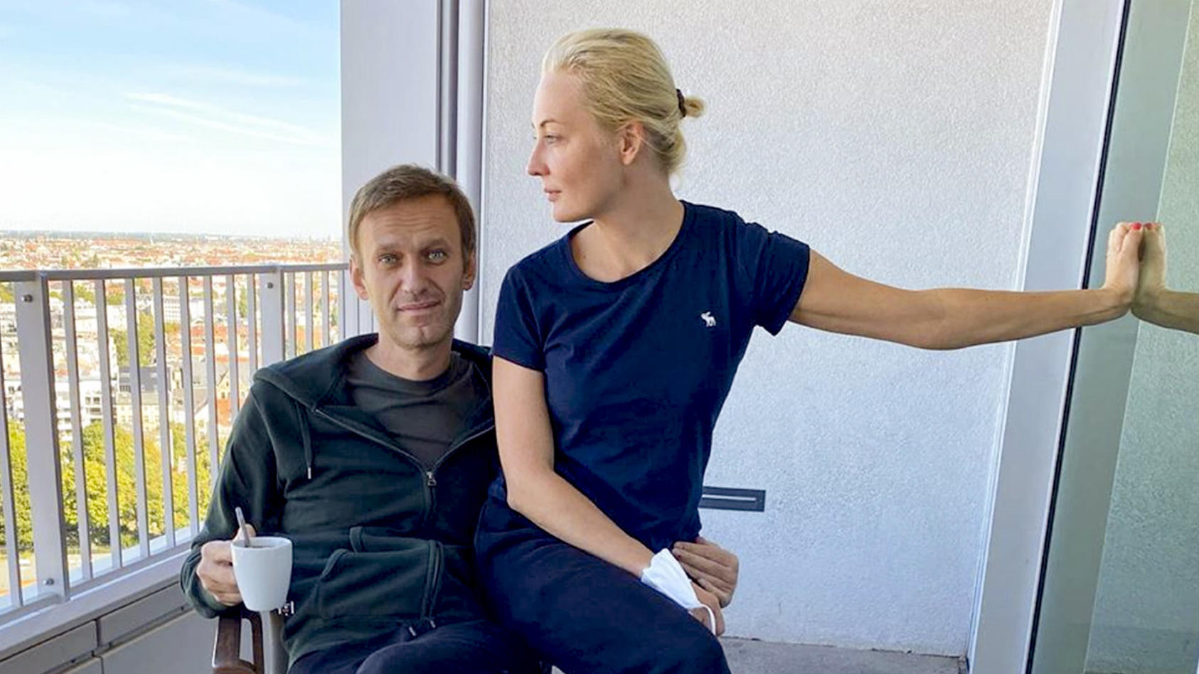 Kremlkritiker Nawalny beschuldigt Wladimir Putin