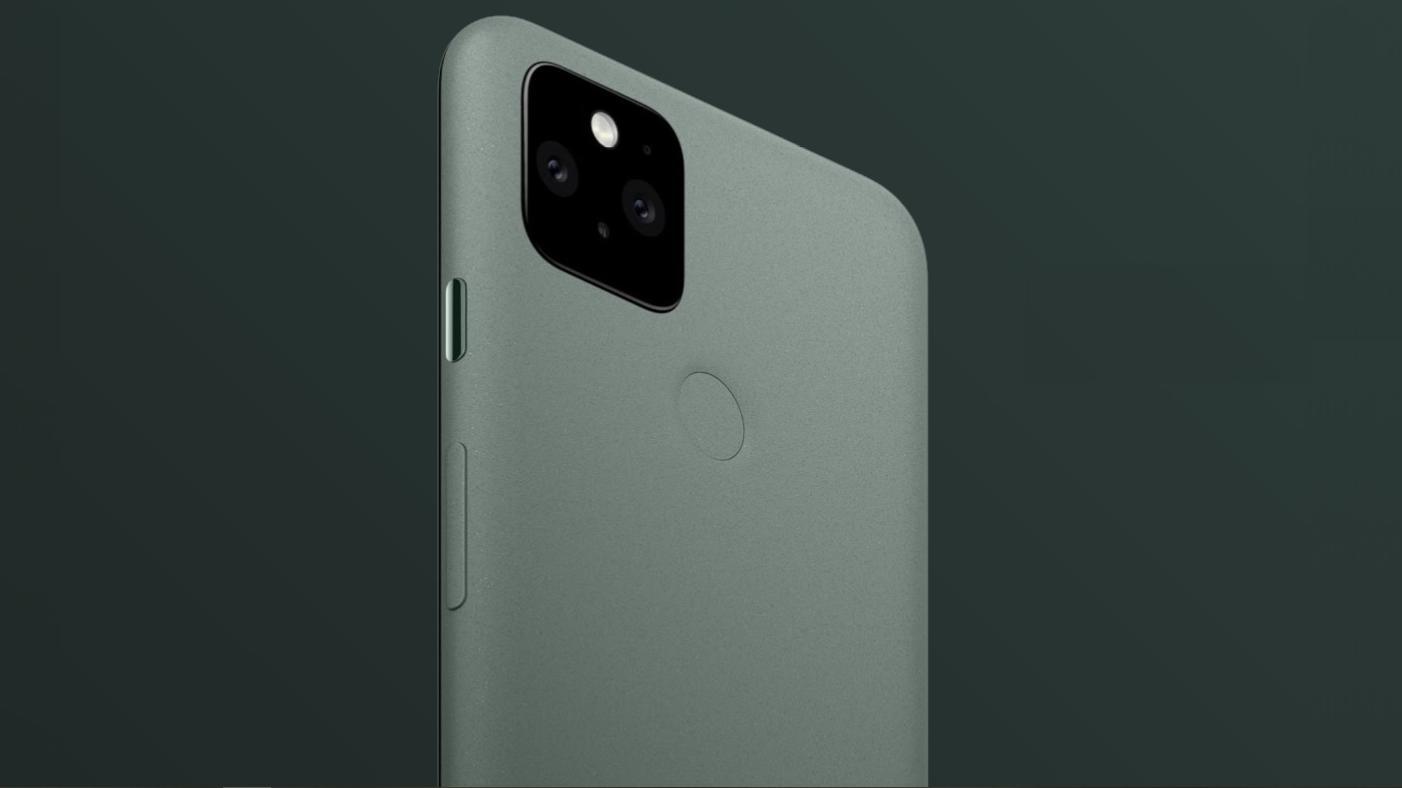 Das Google Pixel 5 erscheint am 15. Oktober 2020 erscheinen.