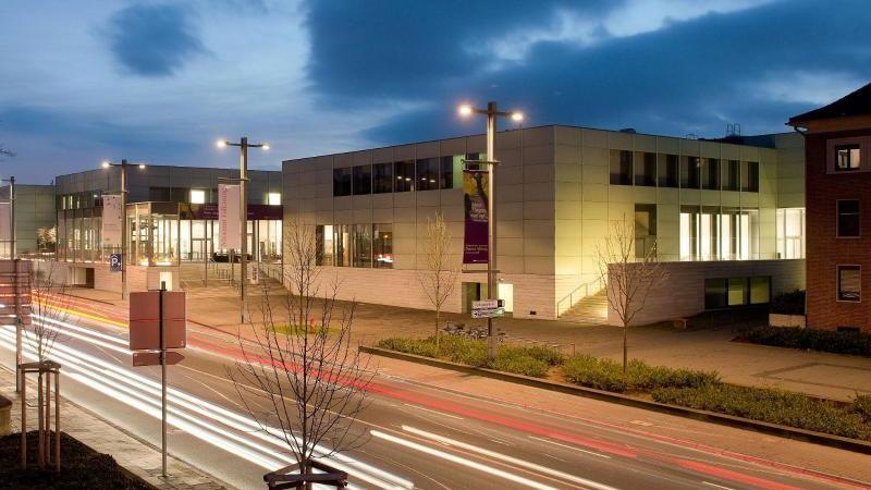 Das Museum Folkwang in Essen. Foto: Volker Hartmann/dpa/Archivbild