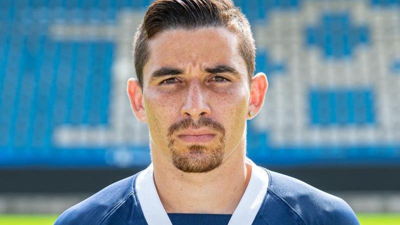 Danilo Soares, Linksverteidiger beim VFL Bochum. Foto: Guido Kirchner/dpa/Archiv