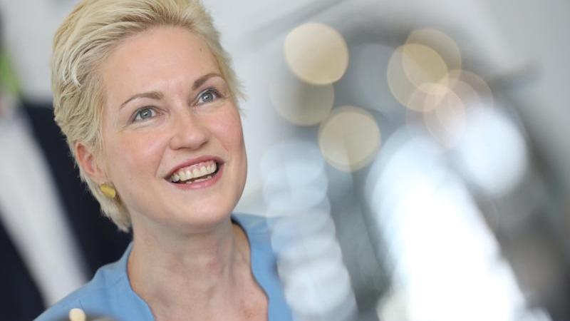 Manuela Schwesig (SPD). Foto: Danny Gohlke/dpa/Archivbild