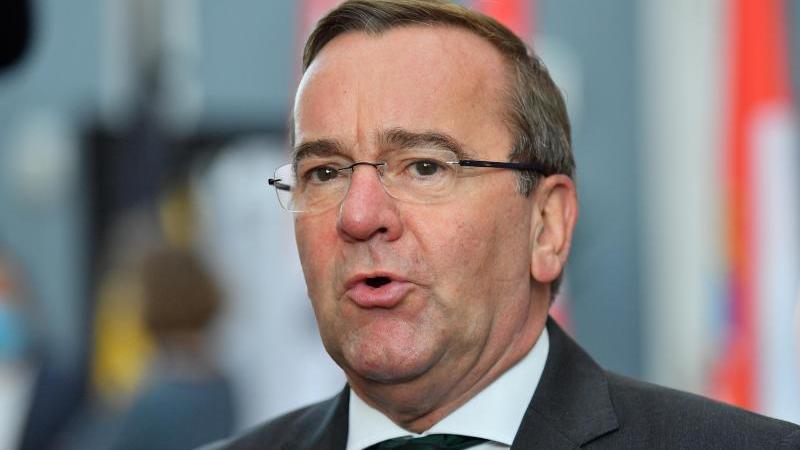 Boris Pistorius (SPD), Innenminister von Niedersachsen. Foto: Martin Schutt/dpa-Zentralbild/dpa/Archivbild