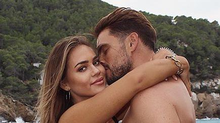 Jessica Paszka und Johannes Haller sind ein Paar und bald etwa mehr?