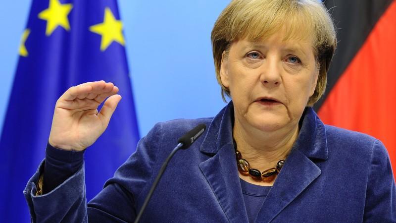In den meisten EU-Mitgliedsstaaten stößt der Vorstoß von Kanzlerin Merkel auf wenig Gegenliebe