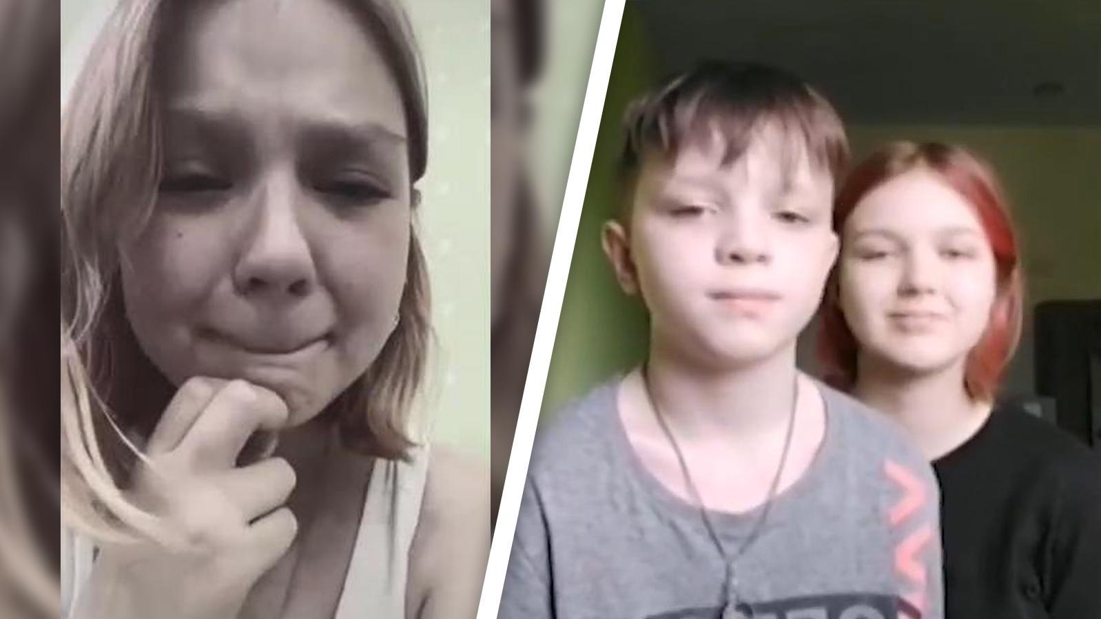 Die erst 14-jährige Darya und ihr 11-jähriger Freund haben ihre Trennung nur vorgetäuscht.