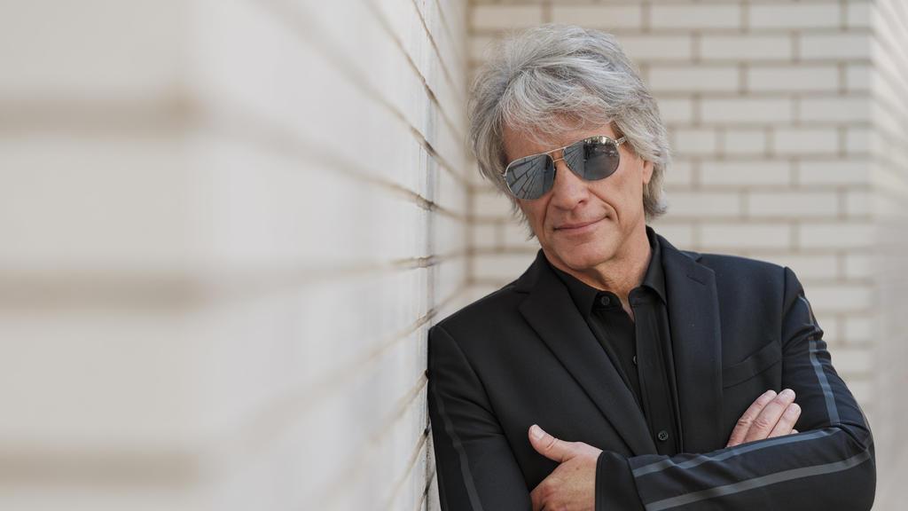 Jon Bon Jovi ist trotz seines Alters noch ein echter Rockstar.