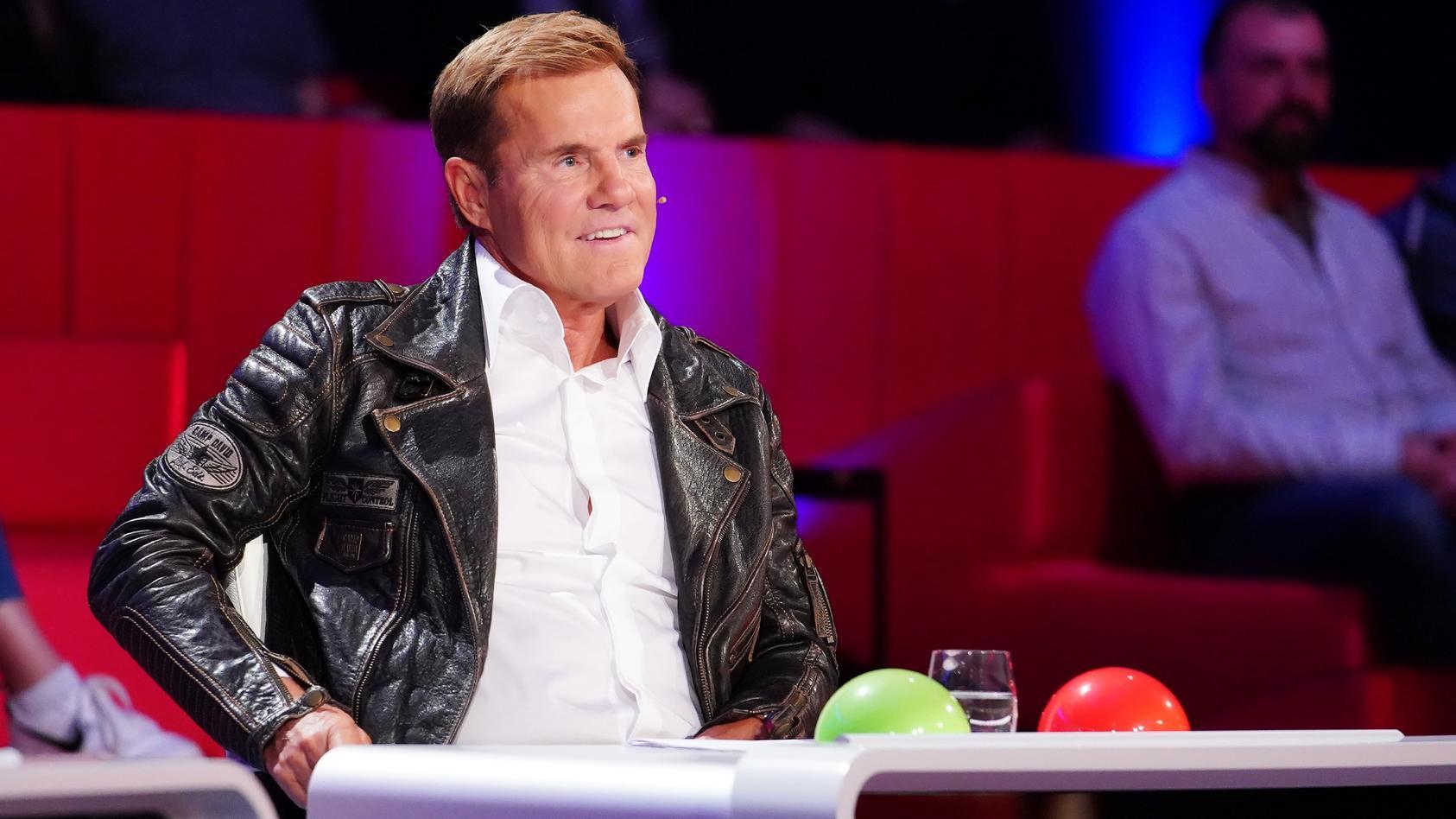 """Dieter Bohlen sitzt in der Jury von """"Das Supertalent"""" 2020."""