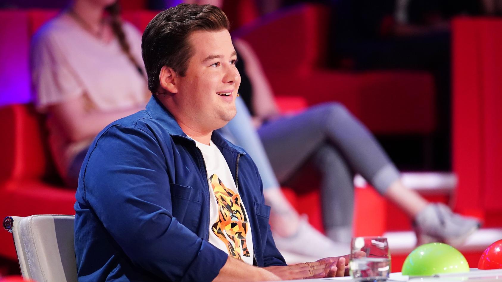 """Chris Tall nimmt in der Jury von """"Das Supertalent"""" 2020 Platz."""