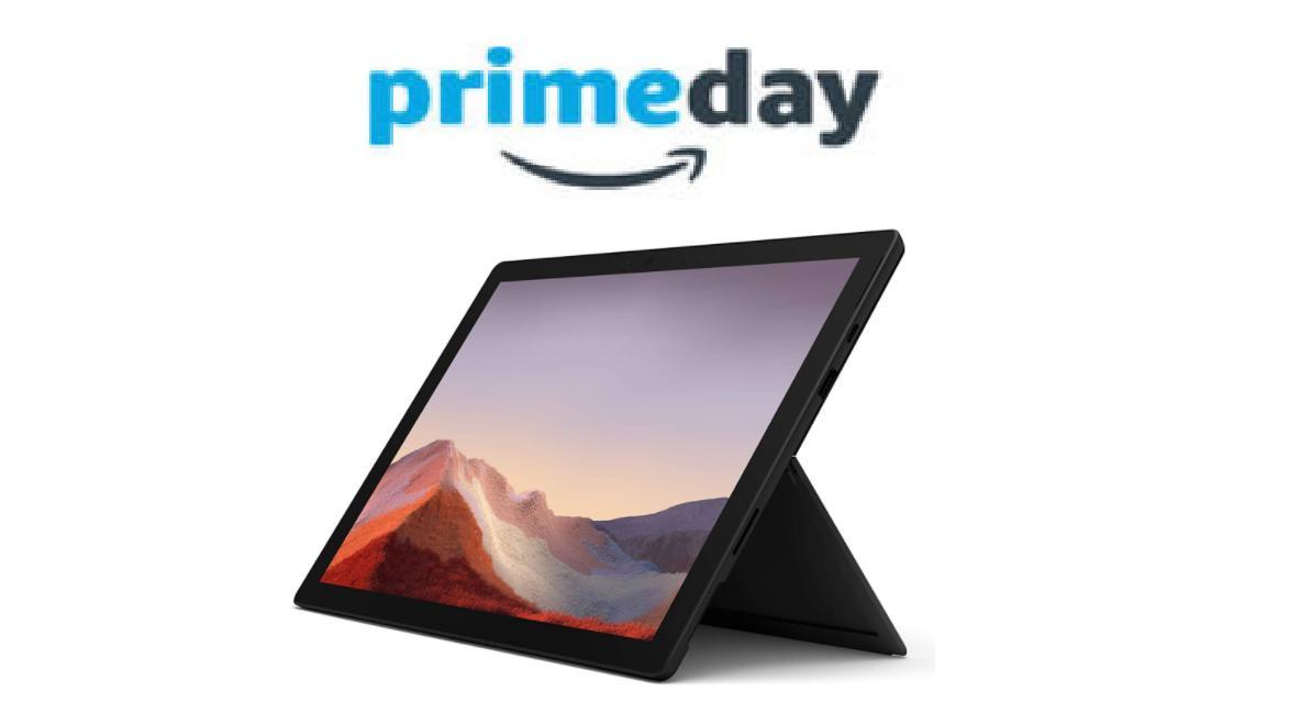 Das Microsoft Surface Pro 7 gibt es Amazon zu einem attraktiven Angebot am Prime Day.