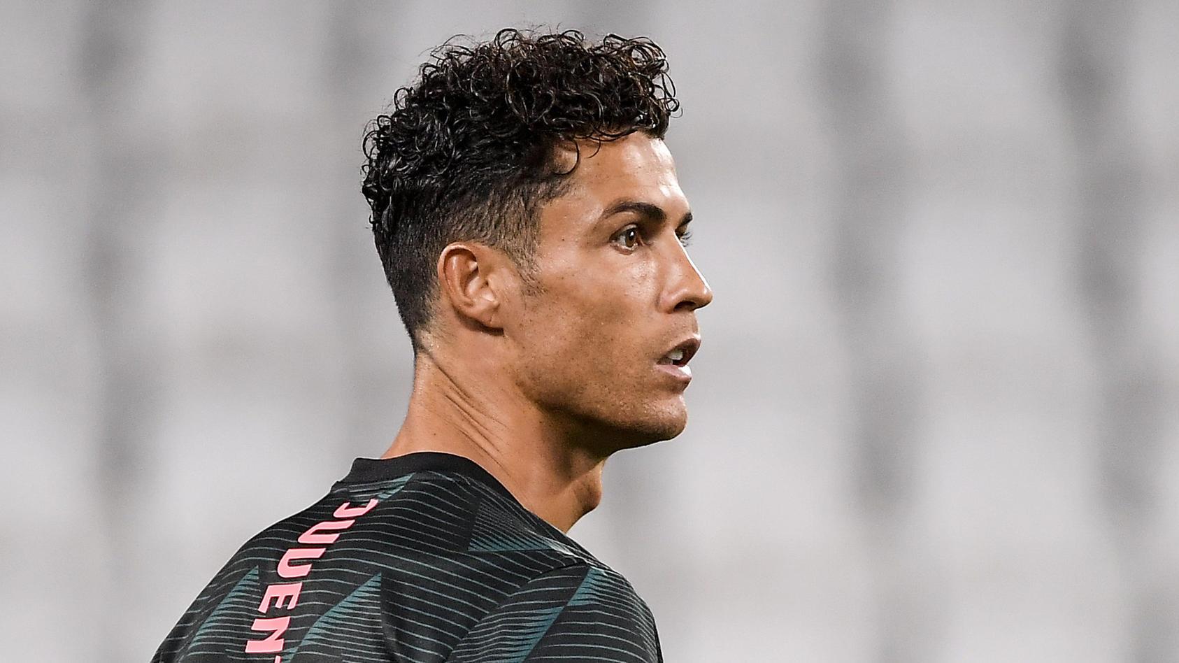 Superstar Cristiano Ronaldo.