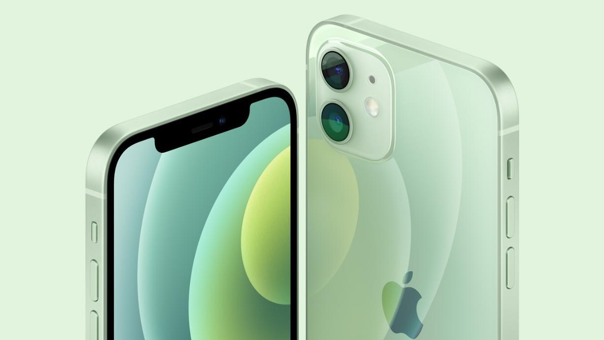 Später als gewohnt hat Apple das neue iPhone 12 vorgestellt, und damit auch das neue Grün.