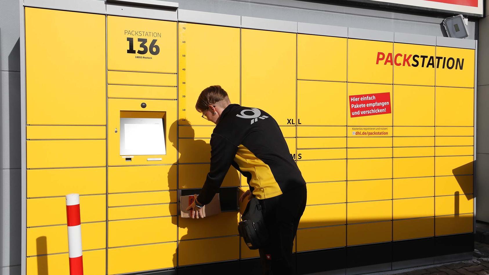 Schon bald können Sie DHL-Pakete automatisch umleiten lassen