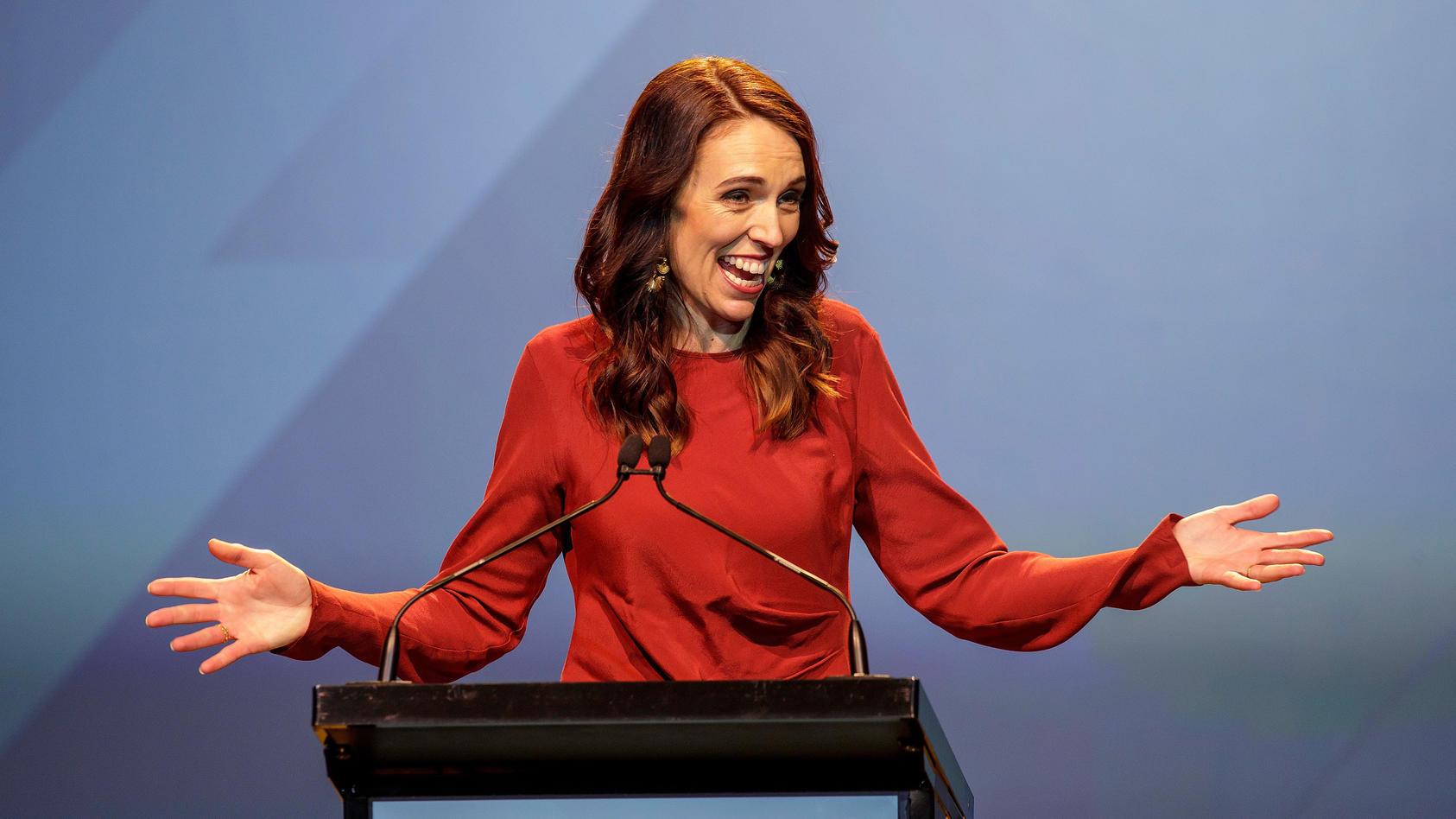 Parlamentswahl in Neuseeland