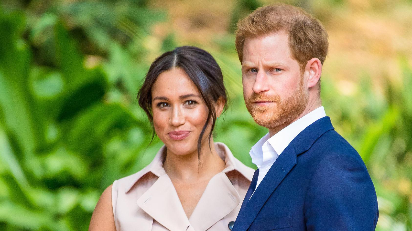 Prinz Harry und Herzogin Meghan: Wann geht es nach Großbritannien?