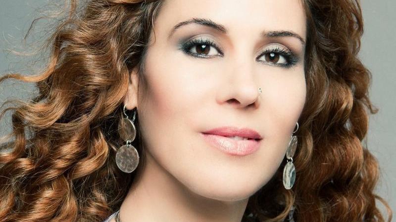 Die Sängerin Hozan Cane. Foto: --/Management/dpa/Archivbild