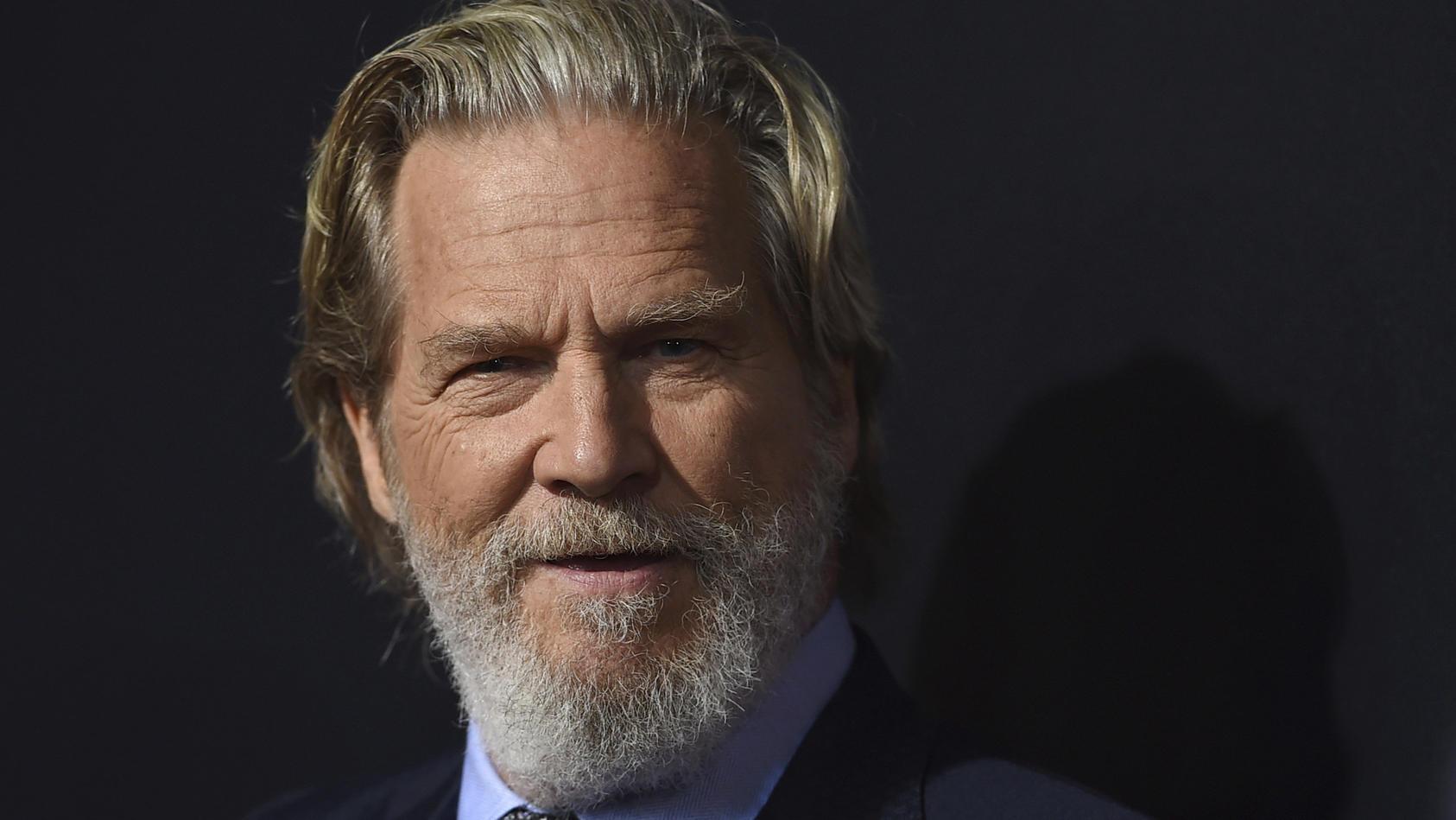 Jeff Bridges ist an Krebs erkrankt.