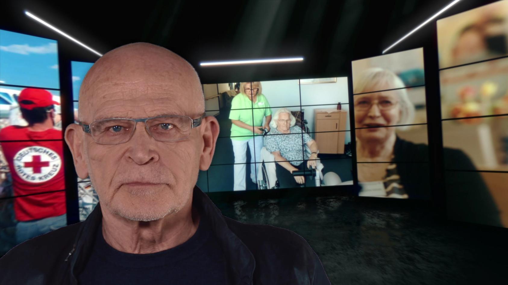 """Die neue """"Team Wallraff""""-Undercover-Reportage beim Deutschen Roten Kreuz sorgt im Netz für empörte Reaktionen"""