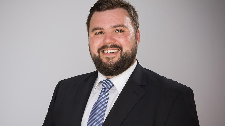 Leidersbachs Bürgermeister Michael Schüßler wehrt sich gegen Hassattacken