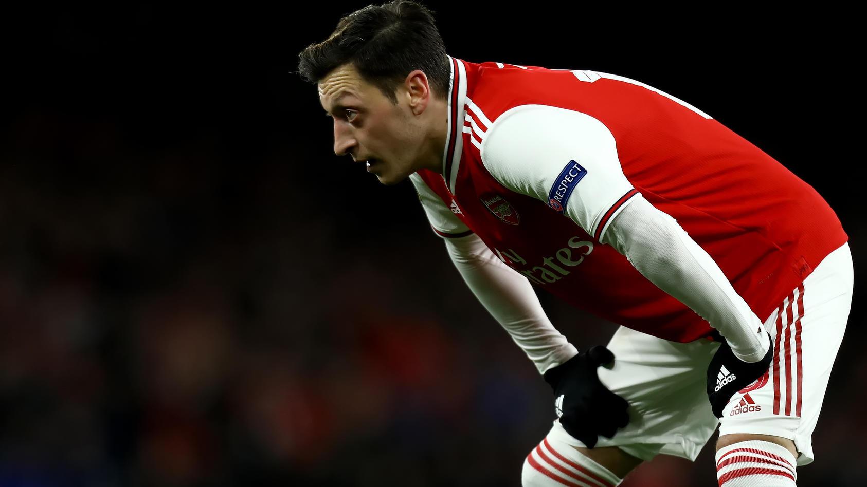 Mesut Özil wird beim FC Arsenal weiter gedemütigt. Er taucht nicht einmal mehr im Premier-League-Kader des Clubs auf