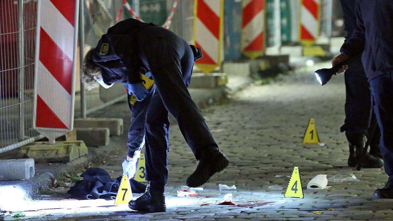 Angriff auf Touristen in Dresden ist laut Staatsanwaltschaft wohl islamistisch motiviert