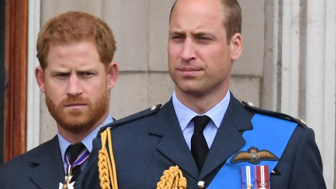 Zwischen Prinz Harry und Prinz William soll es in letzter Zeit kriseln