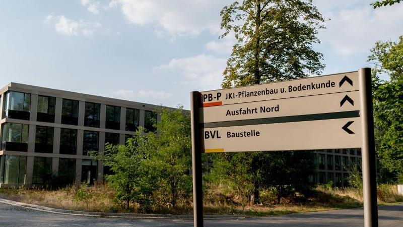 Das Bundesamt für Verbraucherschutz und Lebensmittelsicherheit. Foto: picture alliance / dpa/Archivbild
