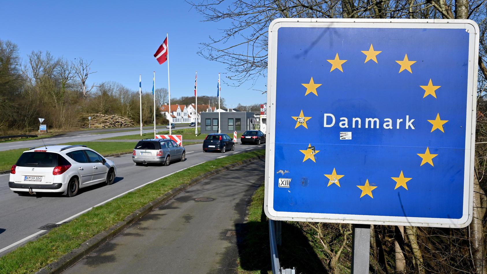 Grenze zu Dänemark